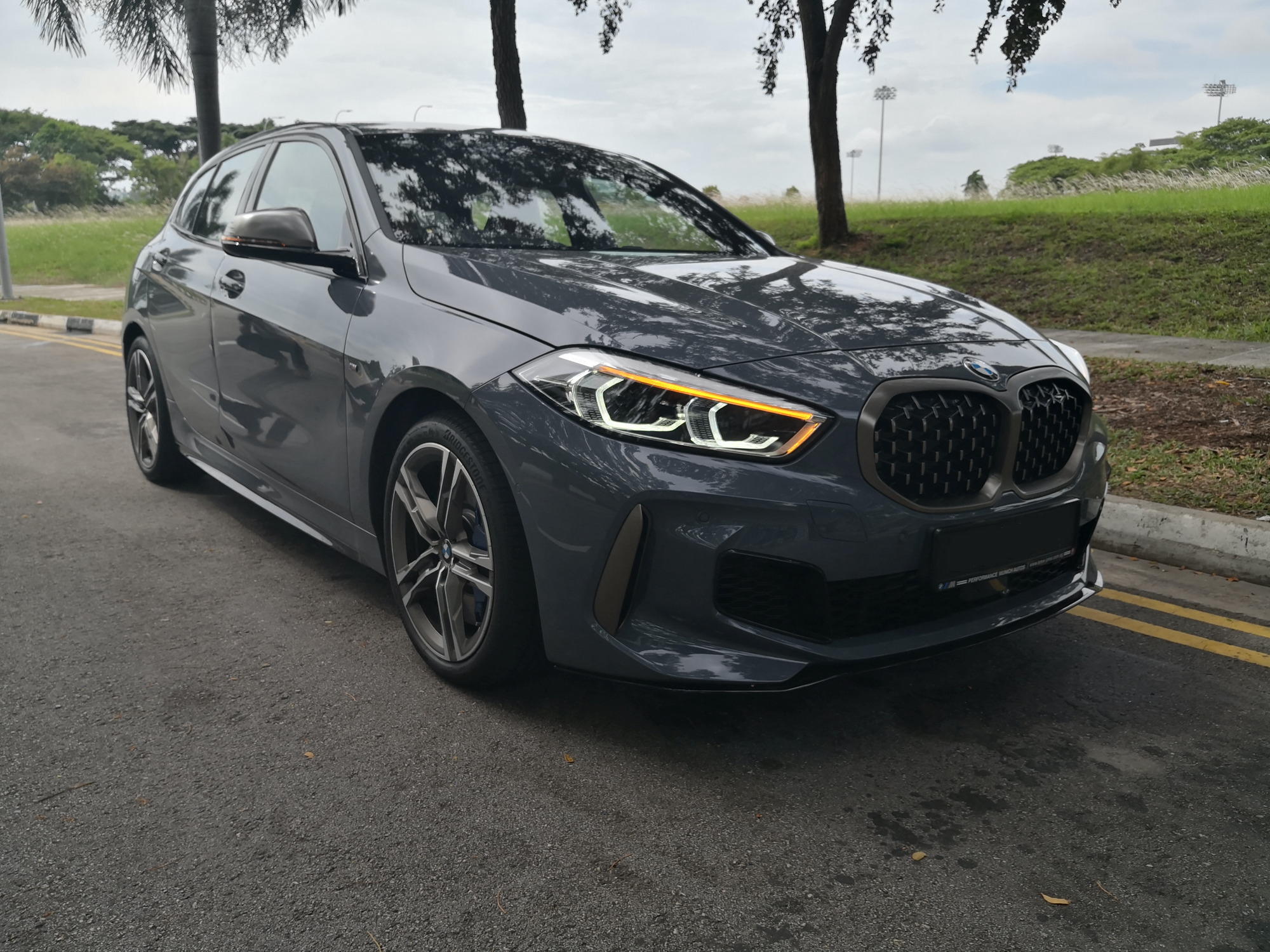 Car Review - BMW M135i (MY2020)