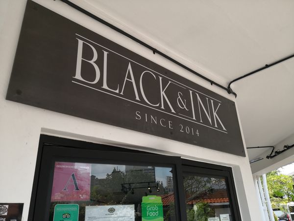 Black & Ink Cafe